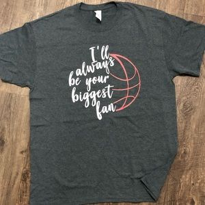 """Set of 2 shirts """" I'll always be your biggest fan"""""""